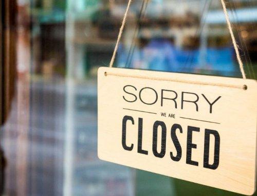 COVID-19 & Temporary Closure