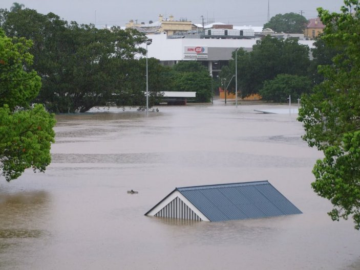 Gympie Flooding