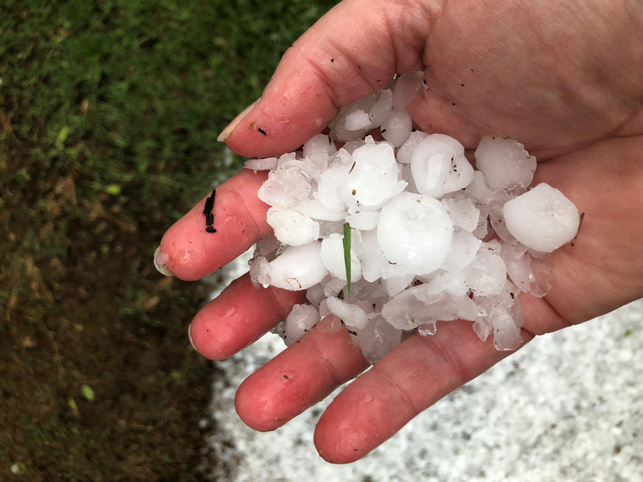 Storm Season Hail
